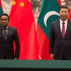 Don't want Maldives to be another flashpoint, in talks with India: China