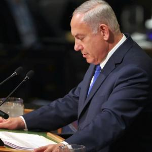 Netanyahu faces corruption charges, refuses to quit