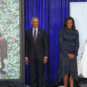 Barack and Michelle, like never before