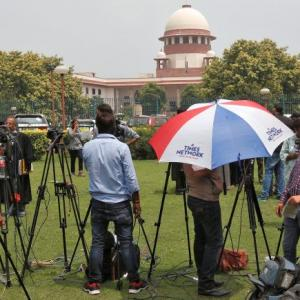 A crucial fortnight for Supreme Court. And for India