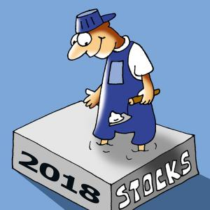 Investing in 2018: Stay safe, stay alert