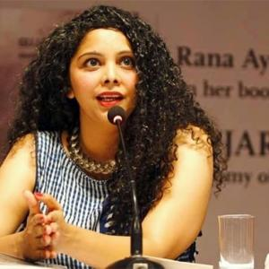 The Incredible Loneliness of Rana Ayyub
