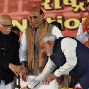 Yashwant Sinha: Whatever seats the BJP gets, Modi will be leader
