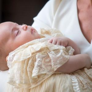 Ain't he the cutest! UK's Prince Louis, Kate Middleton's son, christened