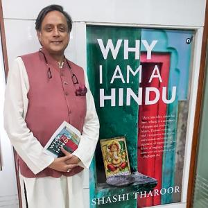 'If only Tharoor had said 'We might become a Hindu Israel'