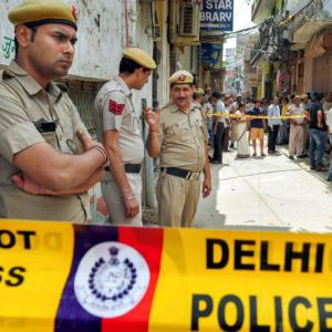 11 members of family found dead in Delhi home, blindfolded and hanging