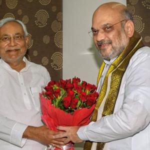 'Nitish is not strong, he is dependent on the BJP'
