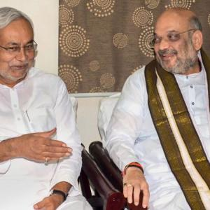 Why Nitish didn't join govt despite Shah's persuasion