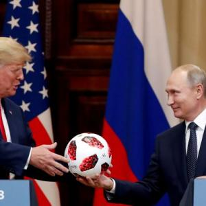 Trump's Russia initiative is a global game-changer