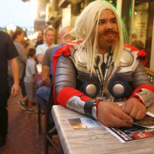 PHOTOS: The many faces at Comic-Con