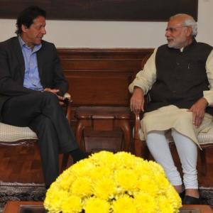 How will Modi deal with Imran?
