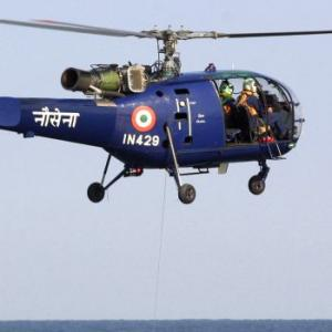 Indian Navy gets a big boost