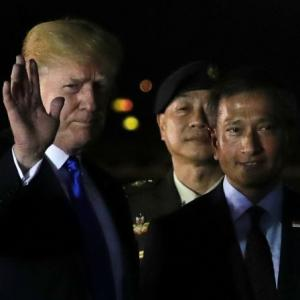 US offers 'unique' security guarantees if N Korea denuclearises