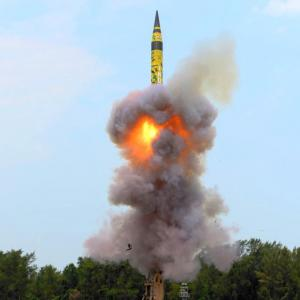 Why China must worry about the Agni-V