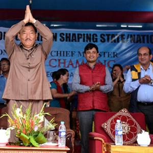 Why Baichung wants to eject Chamling from office