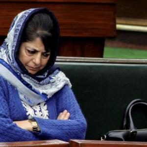 Mehbooba had no clue about the BJP coup