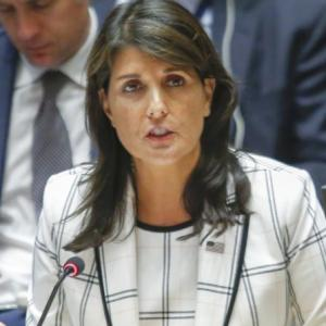 Iran the 'next North Korea', India should re-think ties: Haley