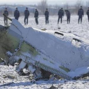 32 killed as Russian cargo plane crashes in Syria