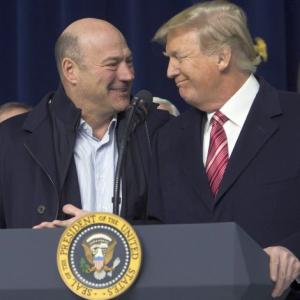 Trump's top economic advisor resigns after trade dispute