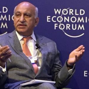 M J Akbar faces #MeToo heat; Swaraj dodges questions