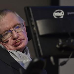 Hawking said Vedic theory superior to Einstein's, claims science minister