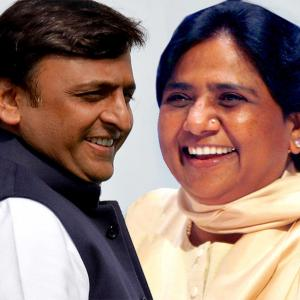 Why the SP-BSP alliance rattles BJP