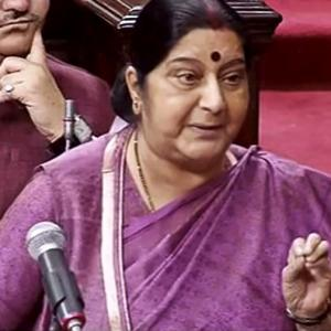 39 Indians missing in Iraq killed: Sushma Swaraj