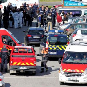 3 dead in France hostage, carjack attacks