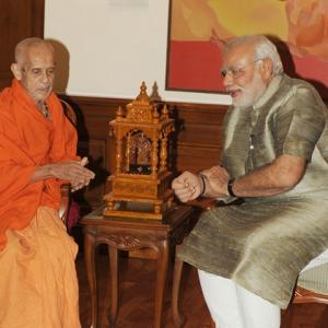 Why Modi didn't visit Udupi's Krishna temple