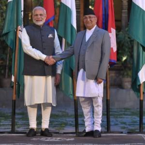Can serve as a bridge between India and China, says Nepal PM