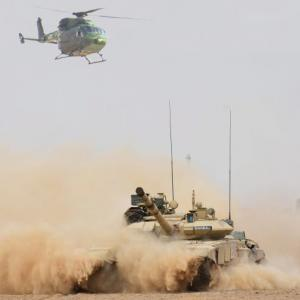 Indian Army tests 'Air Cavalry' concept
