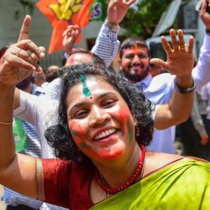 Did Bangalore voters let down BJP?