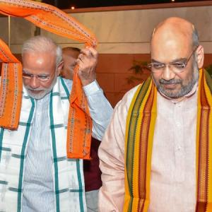 'We would love an Amit Shah, Modi-mukt Bharat'