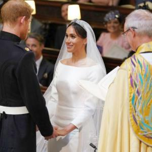 Was Meghan's bridal look inspired by Jennifer Lopez?