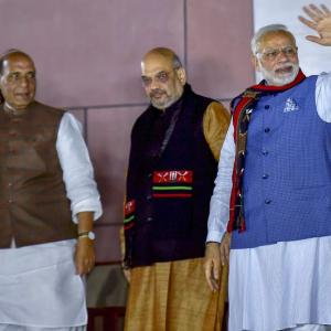 'The BJP will split in the future'