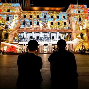 Vivid 2018 casts Sydney in a brand new light