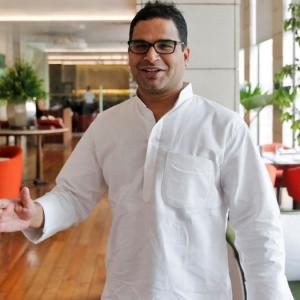 Mamata ropes in poll strategist Prashant Kishor?
