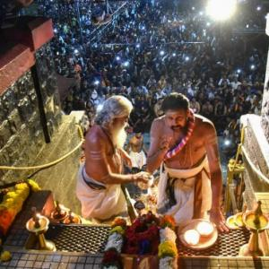 Sabarimala: 'It's very difficult to go back to normalcy'