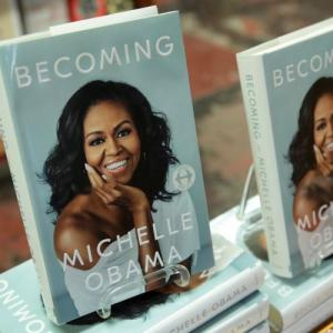Best moments from Michelle Obama's memoir -- Becoming