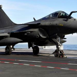 From €155 million to €217 million, Rafale cost went up by 40%