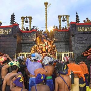 What SC's minority verdict said in Sabarimala case