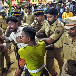 Ex-Kerala home minister: 'Today, police are anti-Ayyappa'