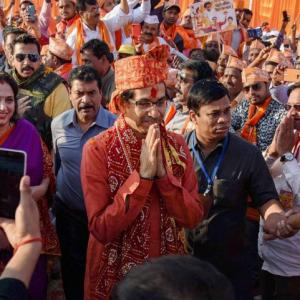 BJP won't survive if Ram Temple not constructed: Uddhav in Ayodhya