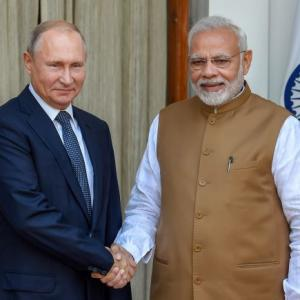 US guarded in response as India, Russia ink S-400 missile deal
