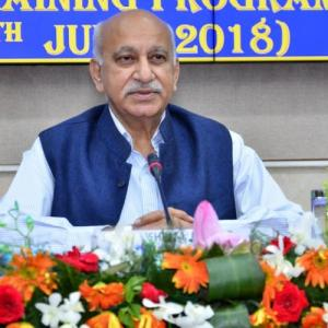 Storm erupts over MEA booklet with MJ Akbar