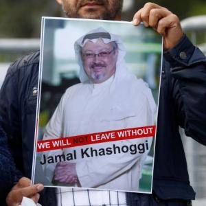 Khashoggi's death was 'a plot gone awry': Trump