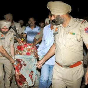 Dussehra turns tragic in Amritsar as 61 crushed under train
