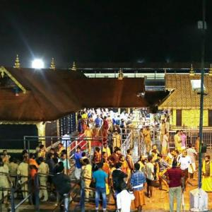 'Centre should come out with a special Act for Sabarimala'