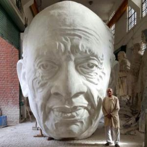 Meet the creator of the world's tallest statue