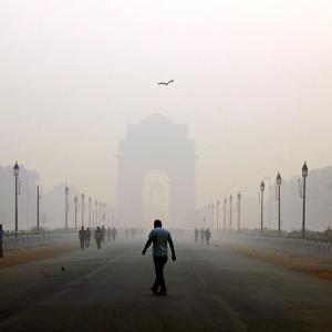 How dangerous Delhi's air has become